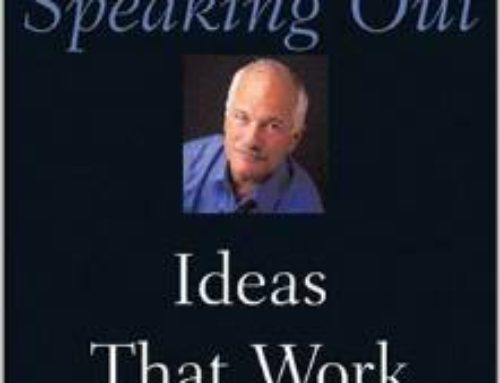 Speaking Out: Ideas That Work for Canadians – 2004 Edition