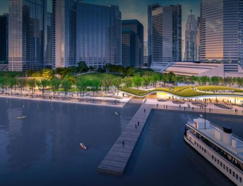 Waterfront Toronto Announces Winner of the Jack Layton Ferry Terminal and Harbour Square Park Innovative Design Competition